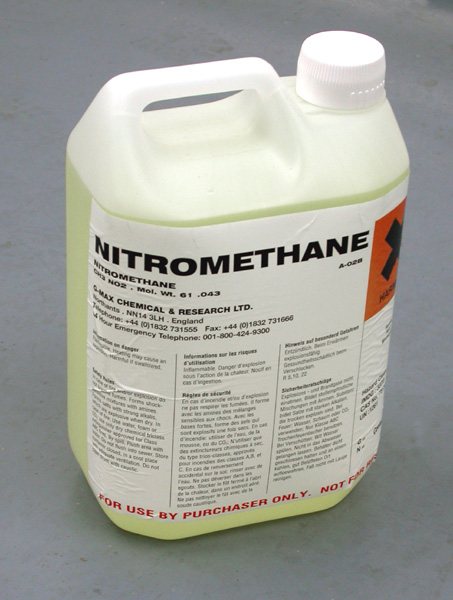 Nitromethane from RC Car Fuel? [Archive] - waterinjection info
